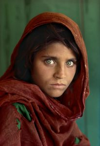 Steve McCurry y el uso de Photoshop © Jon Eztala